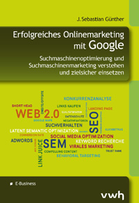 Online Marketing Bücher - Sebastian Günther -Bewertung blog.alexanderholl.de